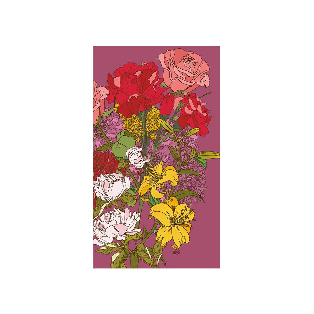 TELA CANVAS - fiori